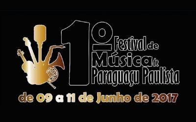Festival de Música de Paraguaçu deve atrair pessoas de todo o Brasil
