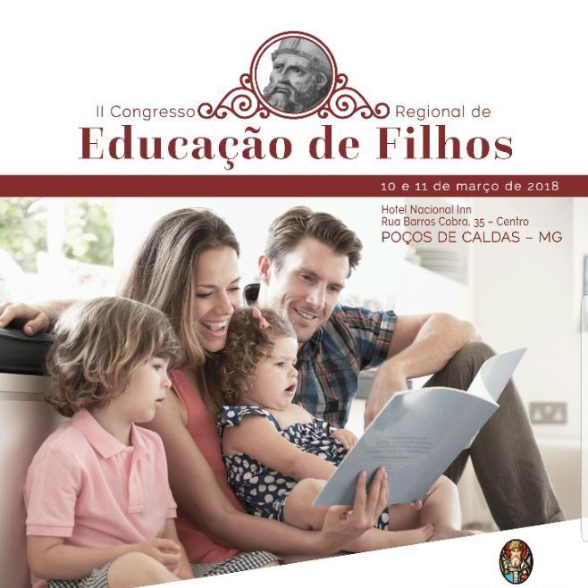 II Congresso Regional de Educação de Filhos de Poços de Caldas