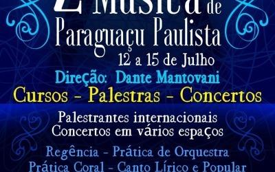 II Festival de Música de Paraguaçu Paulista